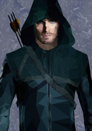 Arrow-Polygonal