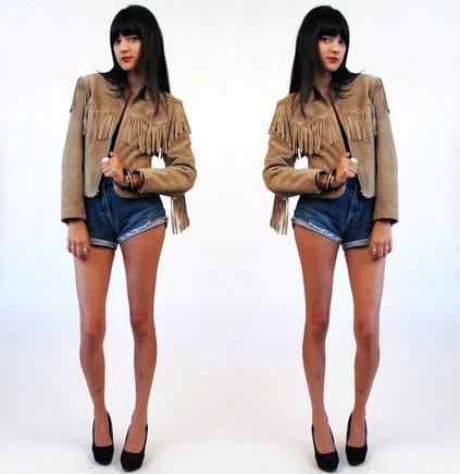 camel leather and suede fringe jacket-f73257.jpg