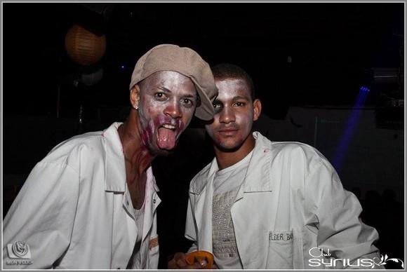 Especial Halloween- Club Syrius