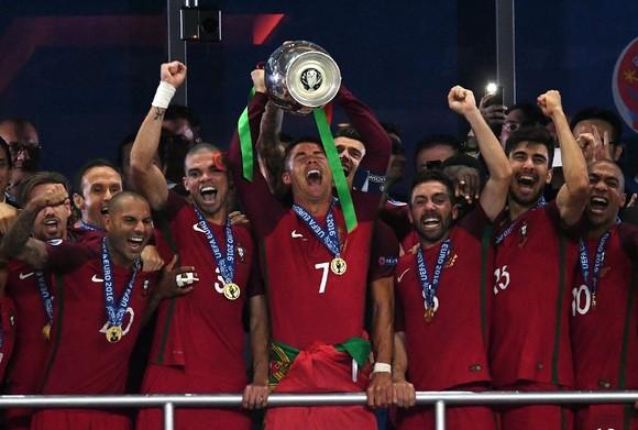 Portugal é campeão da Europa de futebol 2016