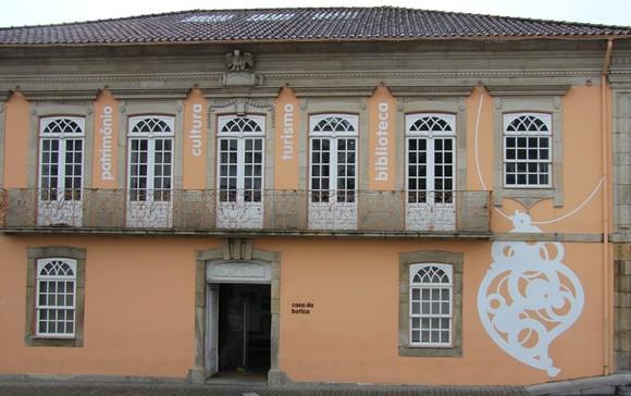 Casa da Botica - fachada (2016) a