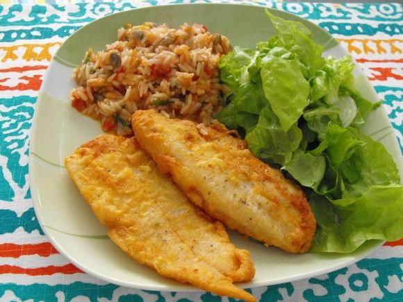 arroz berbigão com filetes pescada.JPG