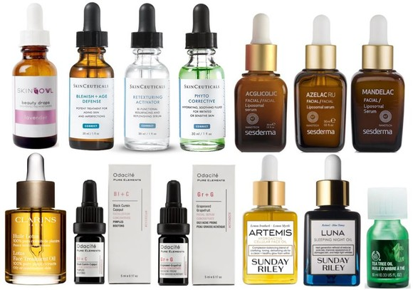 oleos seruns acne melhores produtos recomendaçõe