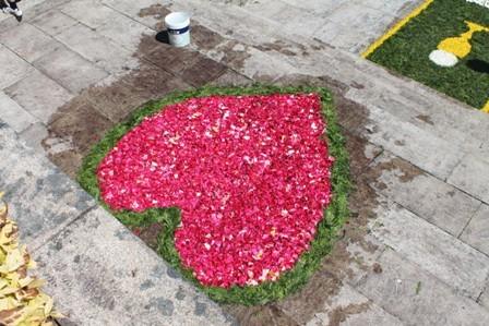 Tapetes Flores Corpo Deus Coura 2013 K