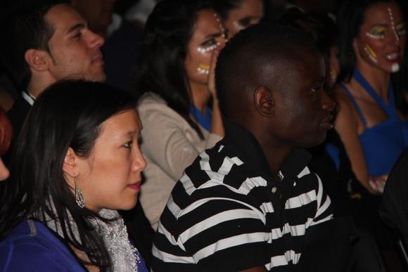Festa do Africadançar na EDSAE