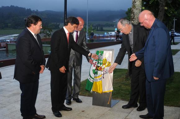 Inauguração do Centro Cívico concluiu interven