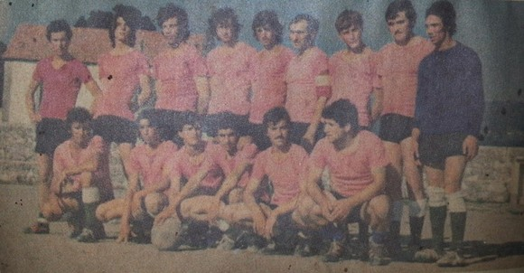 Equipa de Padornelo em 1975.jpg
