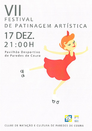 VII Festival de Patinagem Artística Paredes Coura