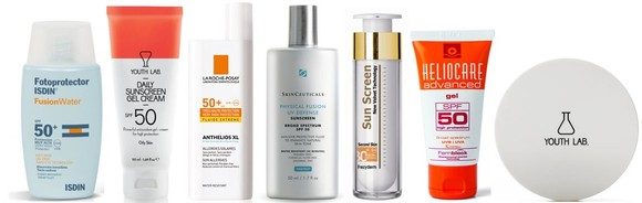 protector solar pele acneica melhores produtos rec