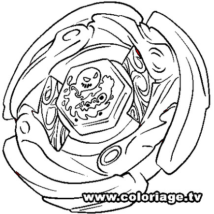 pedro lucas google - Beyblade Metal Fury Coloring Pages
