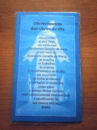 cartão de oração 3