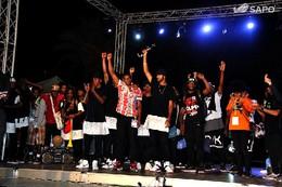 Concurso Nacional de Hip Hop3 lugar TNT
