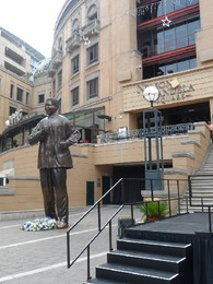 Edifisiu Nelson Mandela iha Afrika do Sul