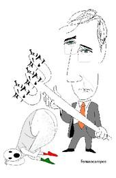 Pedro Passos Coelho_caricatura