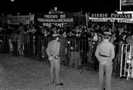 Media - Manifestação de trabalhadores da Comunic