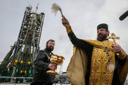 KAZAKHSTAN SPACE MISSION