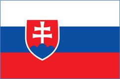 20 Bandeira da Eslováquia