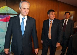 Portugal Conferência Bpi/bank Of China