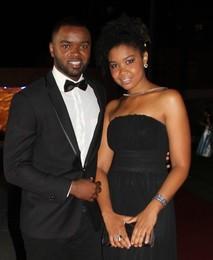 Batchart e esposa nos CVMA 2013