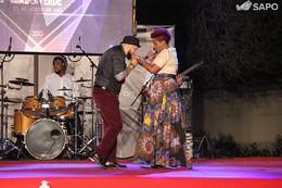 Na gala somos Cabo Verde com Chachi Carvalho
