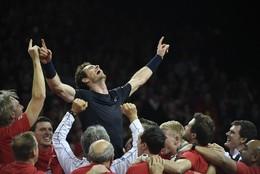 Andy Murray lidera os britânicos na Taça Davis