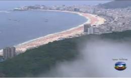 Réveillon Copacabana - Tempo instável neste sáb
