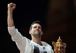 Djokovic, o orgulho da Sérvia