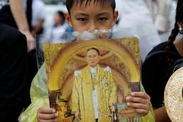 Morte do rei Bhumibol Adulyadej, Tailândia