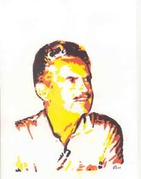 HSF - retrato por FGA