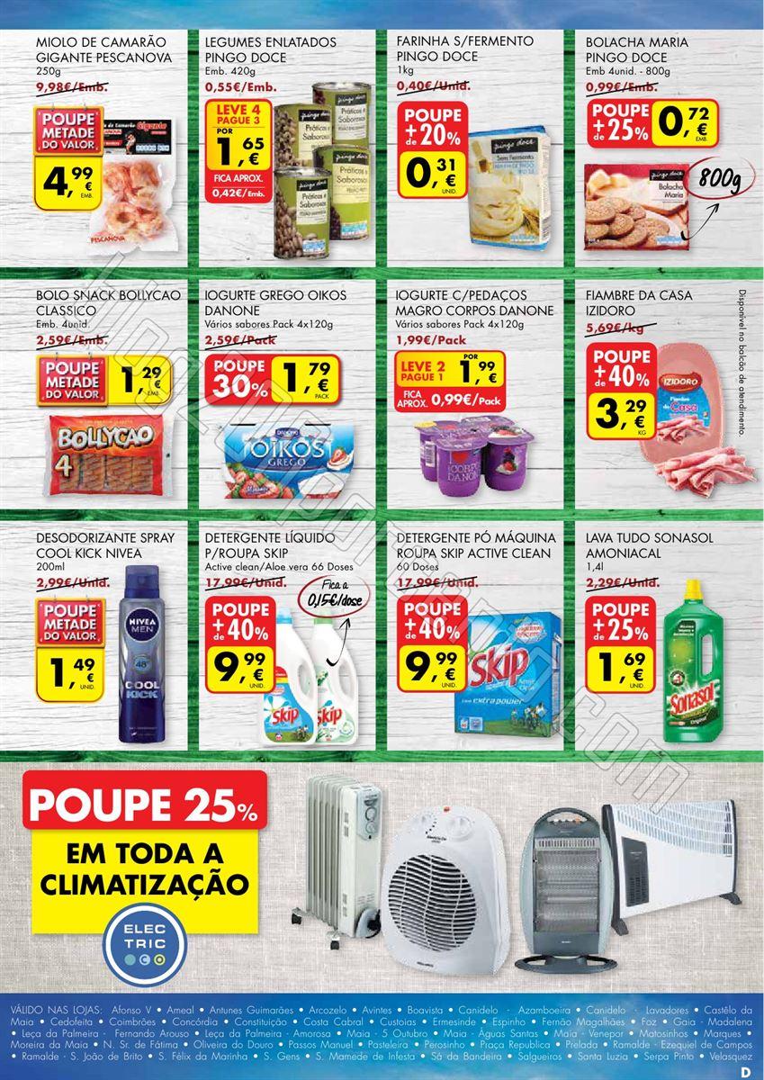 Antevisão Folheto PINGO DOCE Fim de Semana de 23