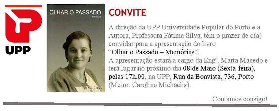 UPP Olhar o Passado