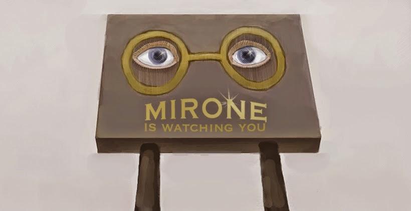 Mirone - O Blog