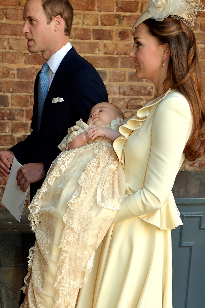 HRH+Prince+George+Cambridge+Christened+St+IAG6v5fX