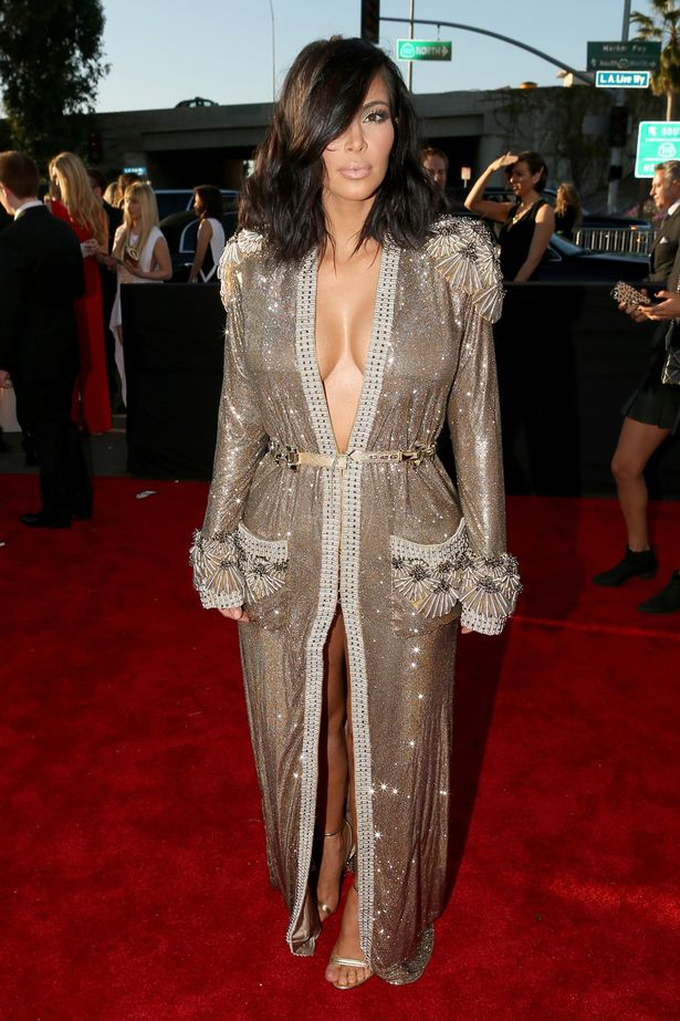 Kim-Kardashian-attends-The-57th-Annual-GRAMMY-Awards-at-the-STAPLES-Center