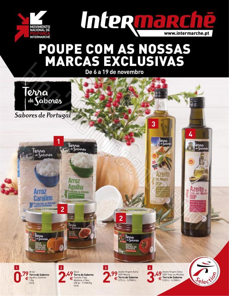 Antevisão Folheto INTERMARCHÉ Terra de sabores d