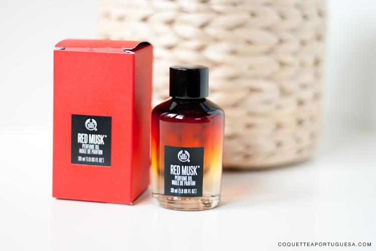 red musk perfume parfum huile oil oleo tbs the bod