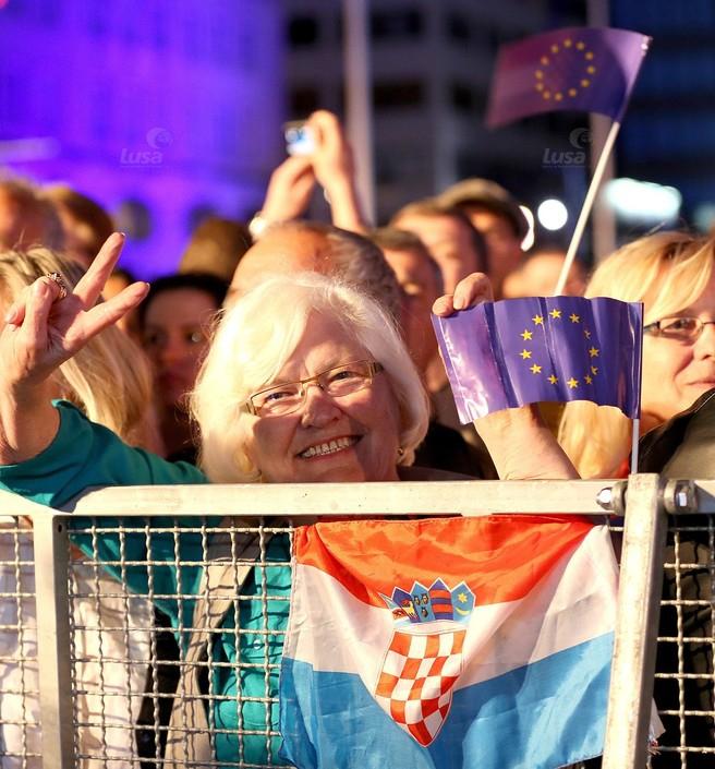 CROATIA EU ACCESSION