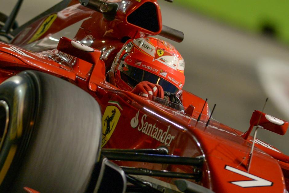 Fórmula 1: Nos bastidores do GP Singapura